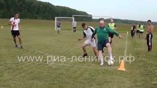 Победа Рассвета в турнире по мини футболу