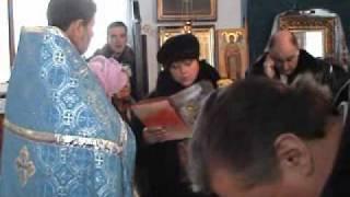 Служба в церкви Петра и Павла 1(, 2011-12-19T21:05:10.000Z)