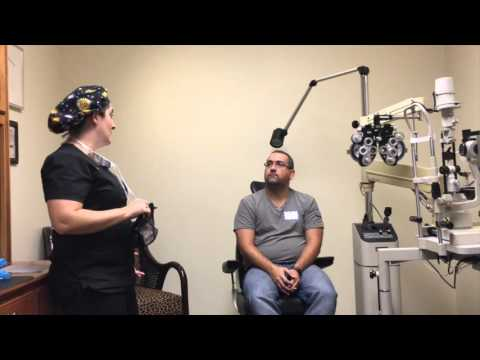 Lasik Eye Surgery FULL Procedure!