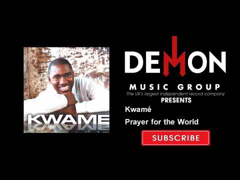 Music video Kwame - Prayer For The World
