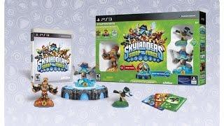 Skylanders Swap Force UNBOXING Starterpack+ Figuren [HD] [Deutsch] PS3