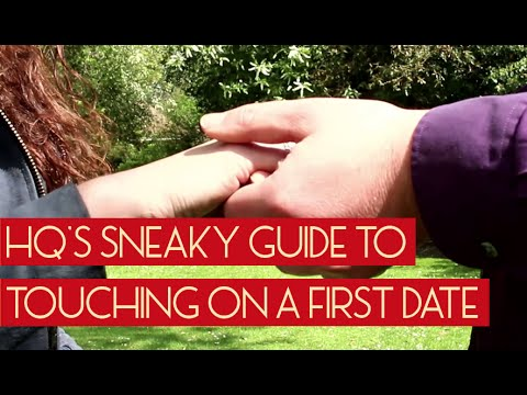 Hayley Quinn's sneaky guide to touching on a first date   Martin 2.0