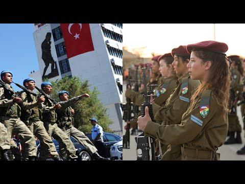 Армии мира. Современная армия Турции и Израиля. Сравнение. Кто сильнее