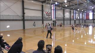 Round 13 - CW - Keilor Thunder v Warrnambool Mermaids