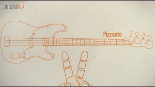 Técnicas - Como usar Pizzicato no contrabaixo