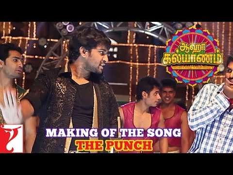 Download Making of The Punch Song - Aaha Kalyanam - [Tamil Dubbed]