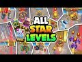 ALL CARDS EVERY STAR LEVEL 1, 2 & 3 SKIN GAMEPLAY! | Clash Royale | ALL STAR LEVELS & HOW TO GET!