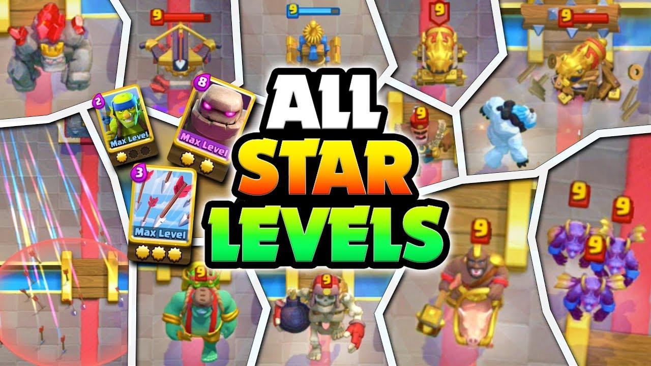 clash royale arrows card