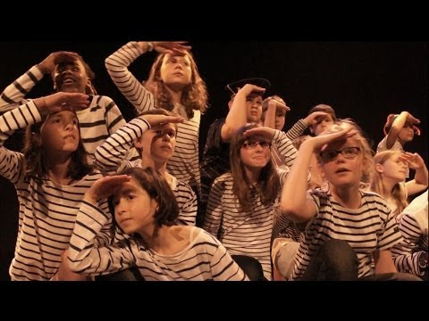 LE VENT DANS LES VOILES - Les Enfantastiques  - Chorale