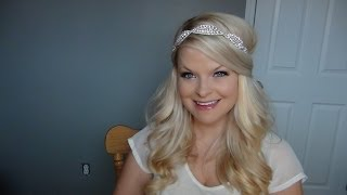 Twisted Headband Tutorial / Featuring Pink Pewter Thumbnail