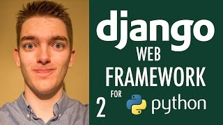 How to Make a Home Page in Django (Django Tutorial) | Part 2