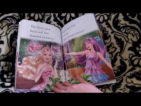 Barbie: The Princess and the Popstar--Star Power