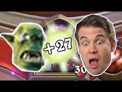 (Hearthstone) Me Still Go Face