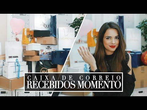 RECEBIDOS do Momento | A Maria Vaidosa