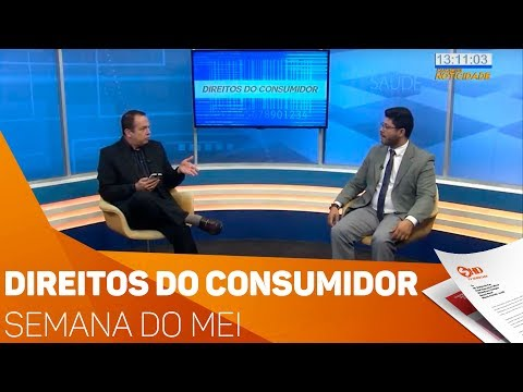 Direitos do Consumidor: Semana do MEI - TV SOROCABA/SBT