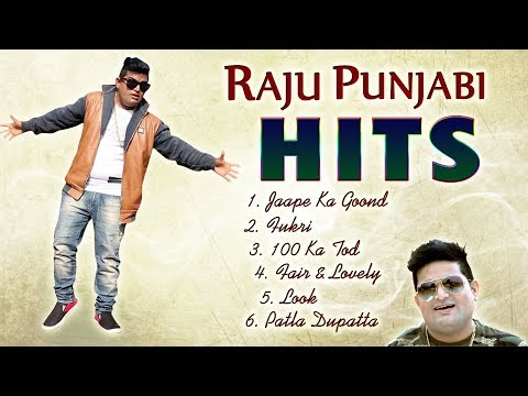 Raju Punjabi Hit Songs || Haryanvi DJ Song || VR Bros || Lat