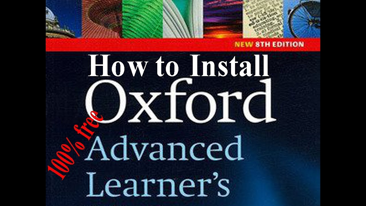 oxford advanced learners dictionary 10th edition free download