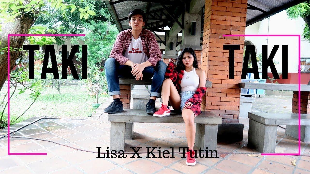 Lisa X Kiel Tutin Taki Taki Dance Cover Philippines Angelo