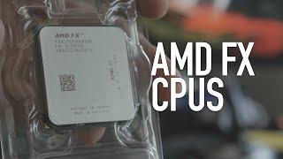 AMD 8-Core FX CPU Craziness: FX 8370 & FX 8370e