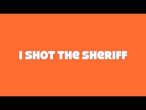"I Shot The Sheriff Karaoke/Jam/Play along ""I Shot the Serifs"""