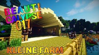 Minecraft #017 | Unsere kleine Farm | After Humans Let's Play Gameplay Deutsch thumbnail