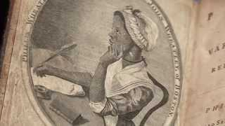 American Artifacts Preview: Phillis Wheatley & Museum of the American Revolution