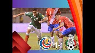 Tabla de Posiciones Eliminatorias CONCACAF Fecha #8 | RUSIA 2018
