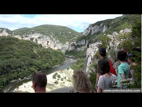 Ardèche - La Randonnée du Pont d'Arc (4K)