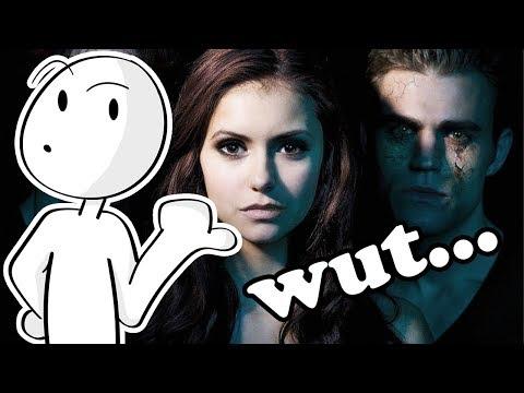 Vampire diaries is pretty dumb... (part 2)