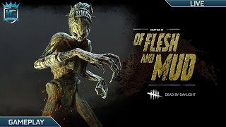 Dead by Daylight! | Chapter III - Of Flesh and Mud! 500k Bloodpoints on The Hag! | 1080p 60FPS!