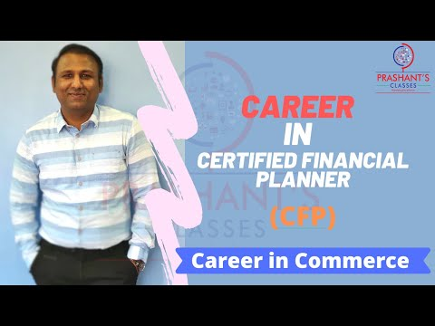 Career In Certified Financial Planner (CFP)