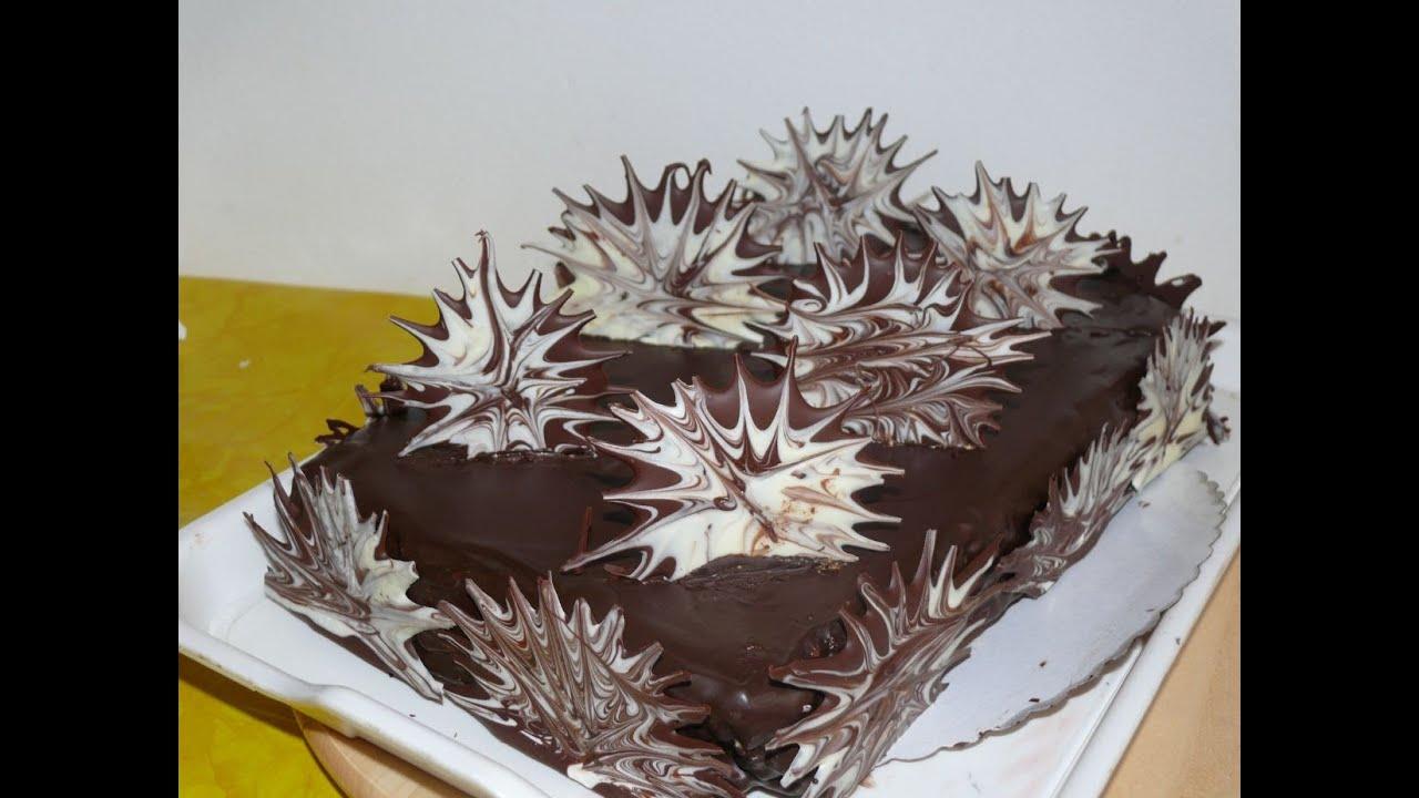 Украшение тортов рецепт с фото