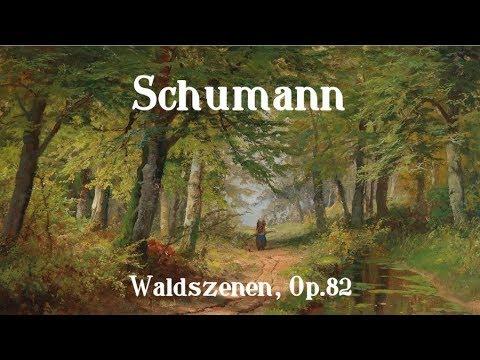 Schumann - Waldszenen Op.82