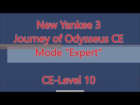 New Yankee 8 - Journey of Odysseus CE CE-Level 10 |