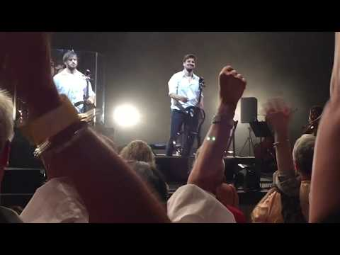 2CELLOS Despacito live in St. Augustine 9/23/17 #19 / 20