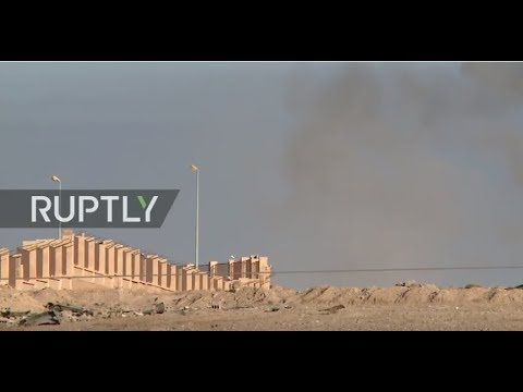 LIVE from Syria's Deir ez-Zor after IS siege broken - PART 2