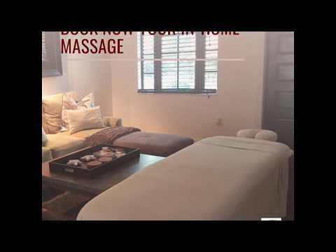 In-Home Professional Massage Therapy in Weston, Plantation, Cooper City, Parkland, Coral Springs