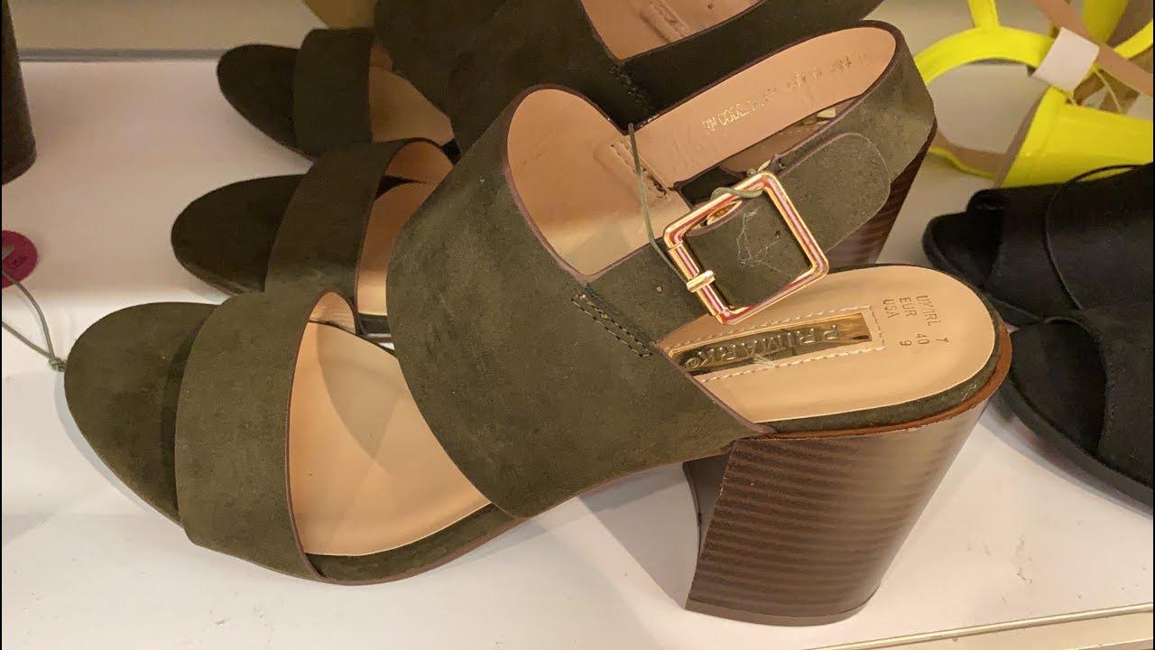 Primark Ladies Footwear Reductions