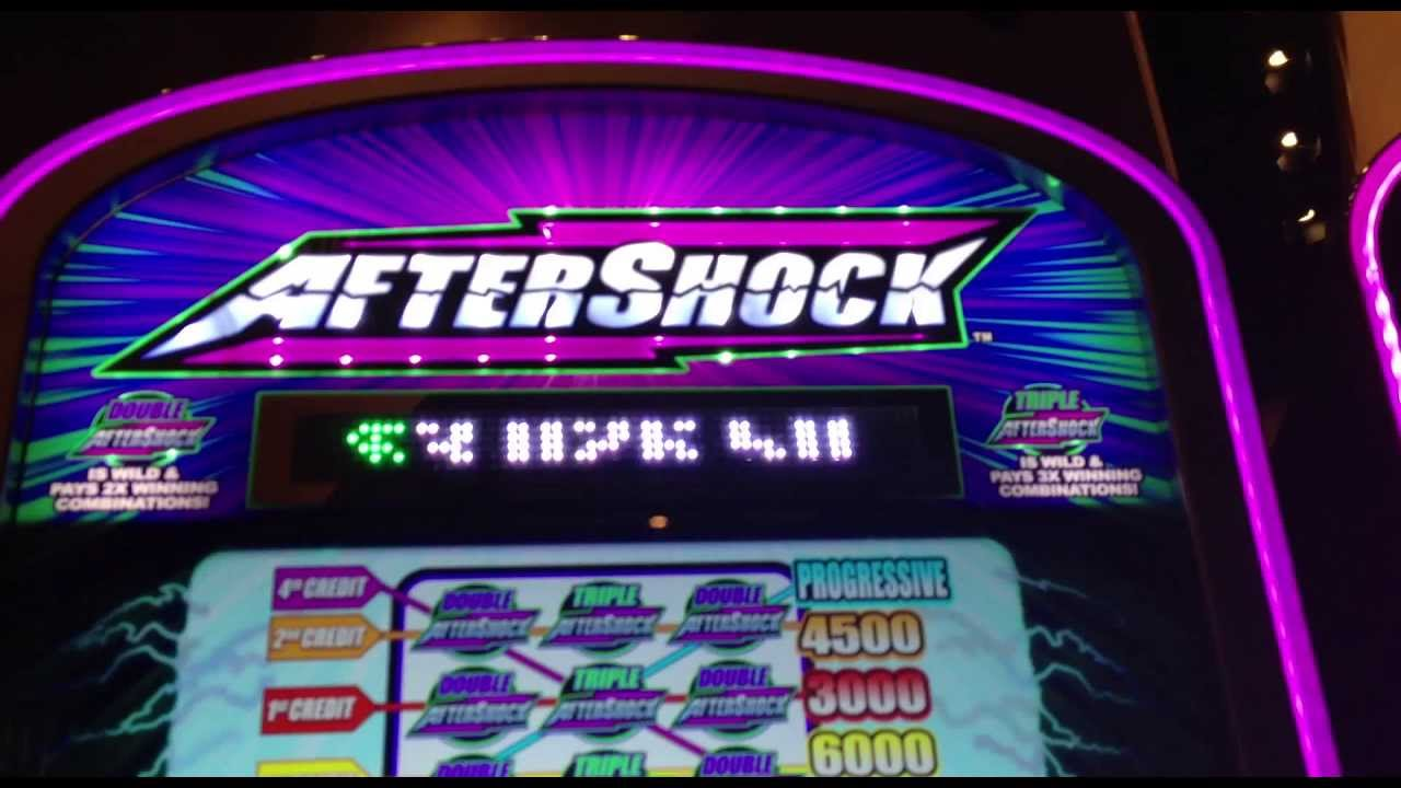 aftershock slot machine pictures free