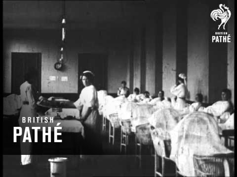 Empress Eugenie's House As Hospital - Part 2 (1914-1918)