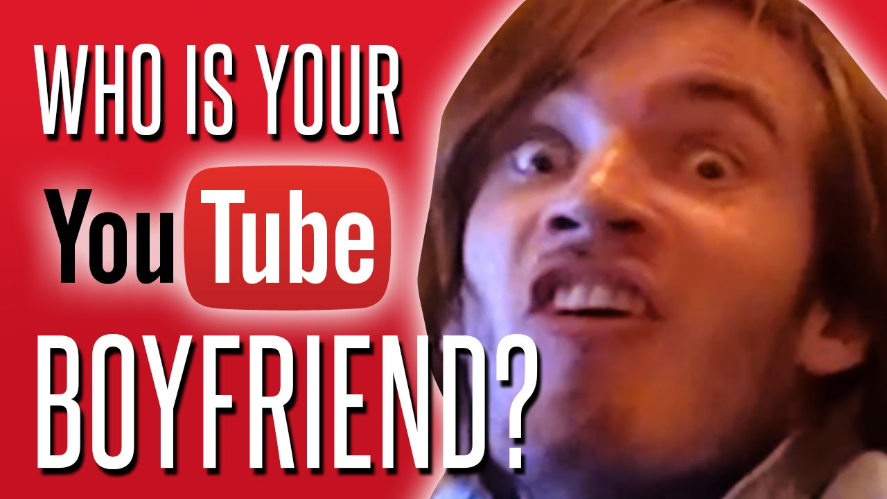 WHO IS YOUR YOUTUBE BOYFRIEND? (Test) - (Fridays With PewDiePie - Part 81)