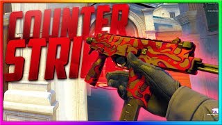 CS GO - THE BEST GUN IN COUNTER STRIKE | CSGO Wingman Competitive Gameplay