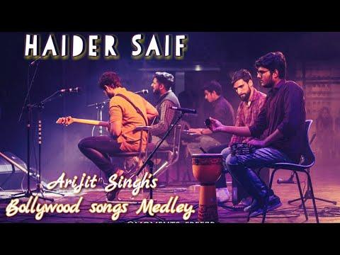 Best Medley of Bollywood songs of Arijit singh. Channa mereya | kabira |