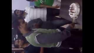 Techno/blgr/msn/Naveen birthday celebrations