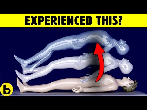 8 Strange Things That Happen To You When You Sleep