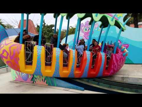 Abby Cadabby's Rockin' Wave Seaworld San Antonio