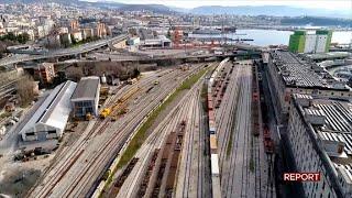 I porti italiani a sistema? L'esempio di Trieste secondo Report