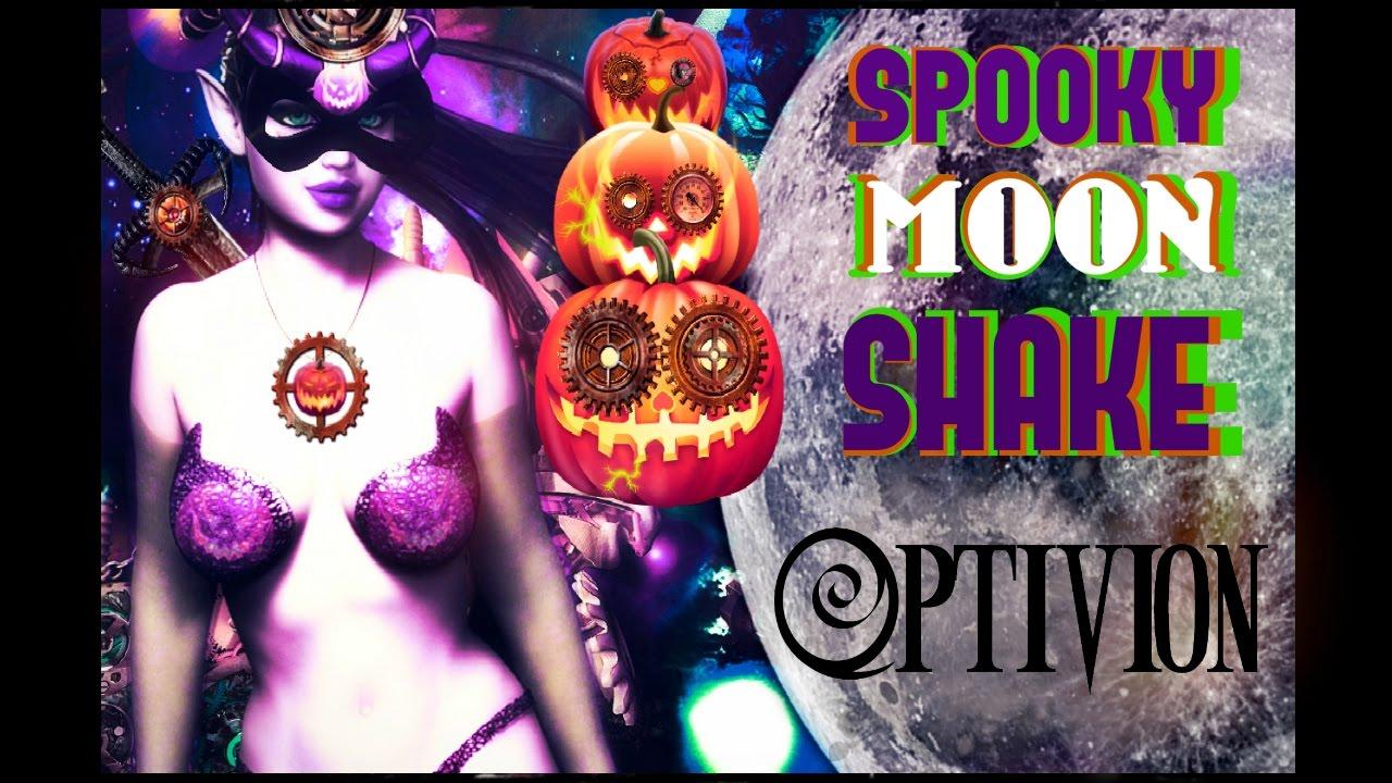 Optivion Spooky Moon Shake Youtube