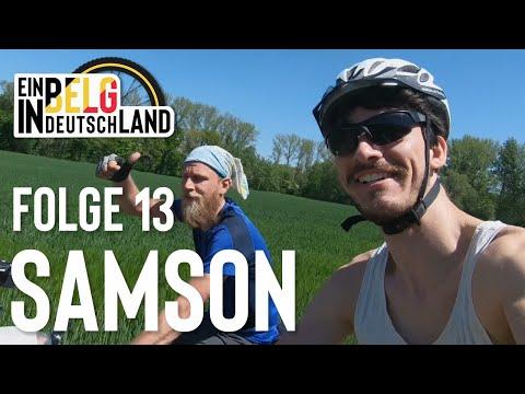 Ein Belg In Deutschland - Folge 13 - Samson | Jena Und Weimar In Thüringen