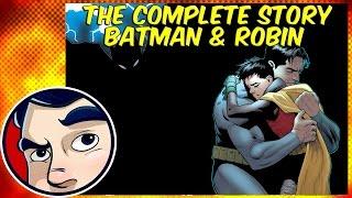 Batman & Robin Superpower - Complete Story